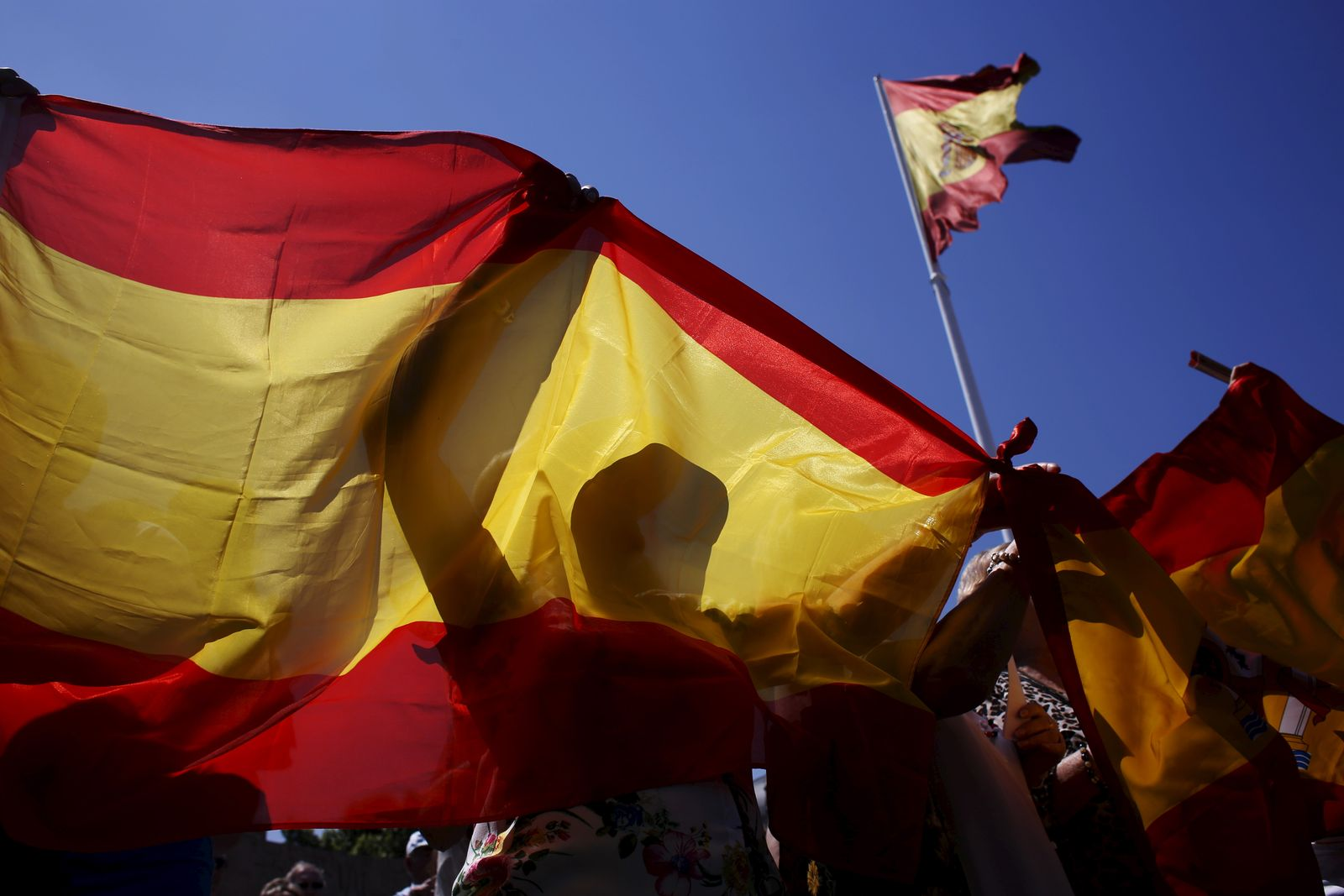 Spanien / Flagge