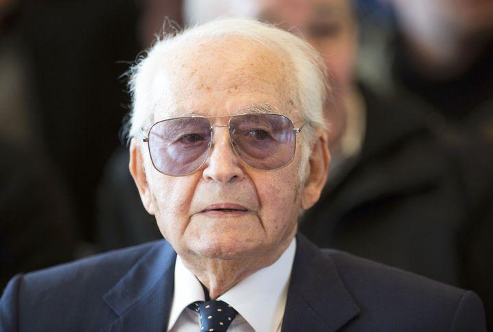 Auschwitz-Überlebender Leon Schwarzbaum