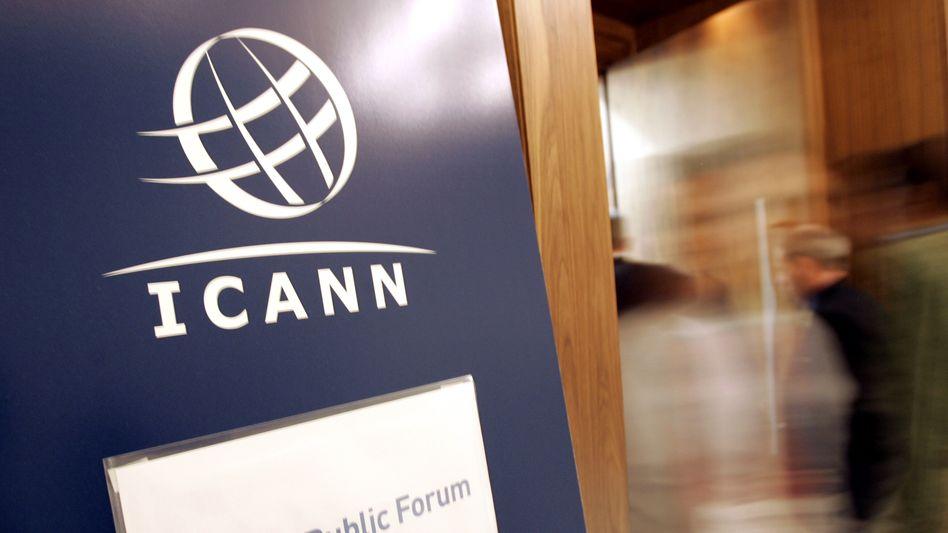 Logo der Icann: Kampf um die Unabhängigkeit des Internets