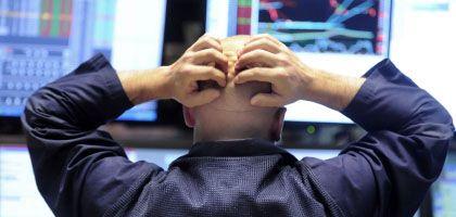 US-Börsenhändler: Tempo rausnehmen aus dem globalen Wirtschaftsrad