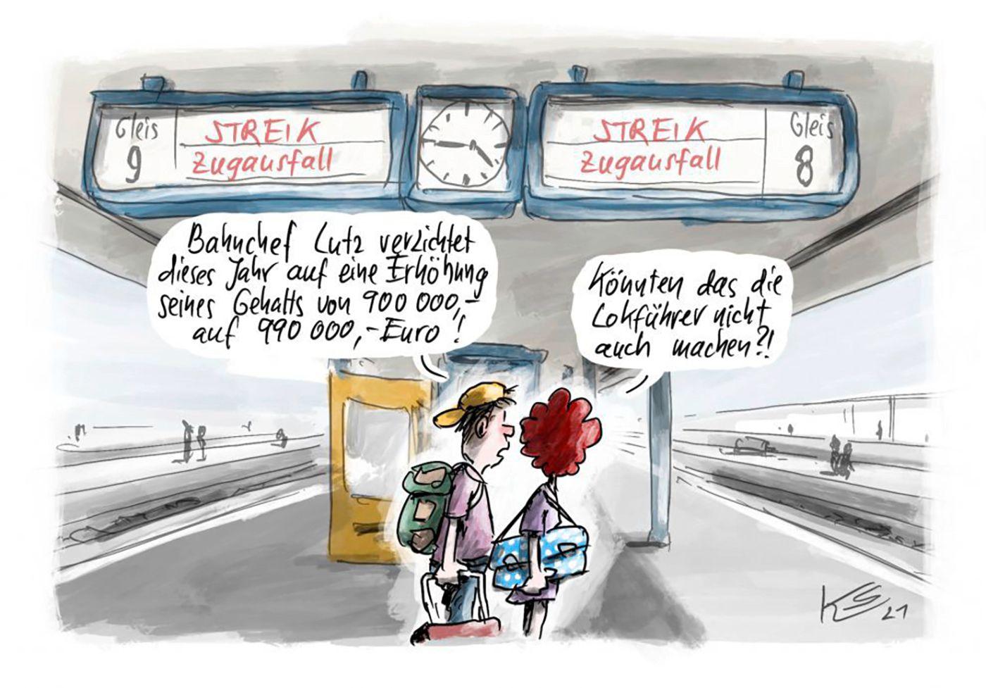 Cartoon 11.08.2021