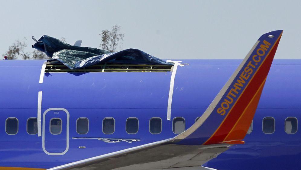 Southwest: Pannen-Airline wollte Sicherheitsinspektionen verschieben