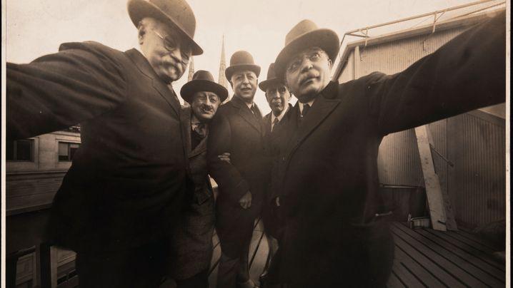 Historische Selfies: Ego-Shooter im 19. Jahrhundert