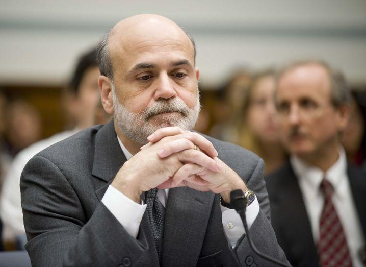 """US-Notenbankchef Bernanke: """"Ich habe aber niemals gedroht"""""""