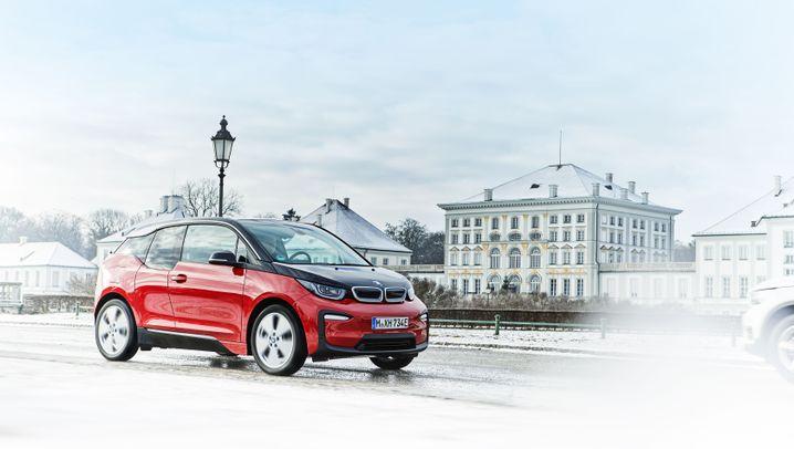 Elektroautos im Winter: Sicherheit kostet Reichweite