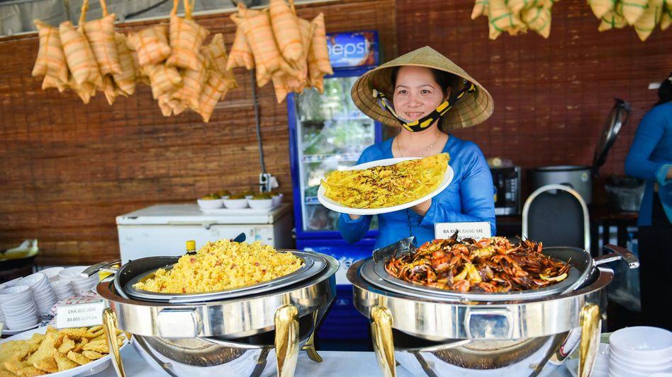 Vietnamesisches Restaurant (Symbolbild)