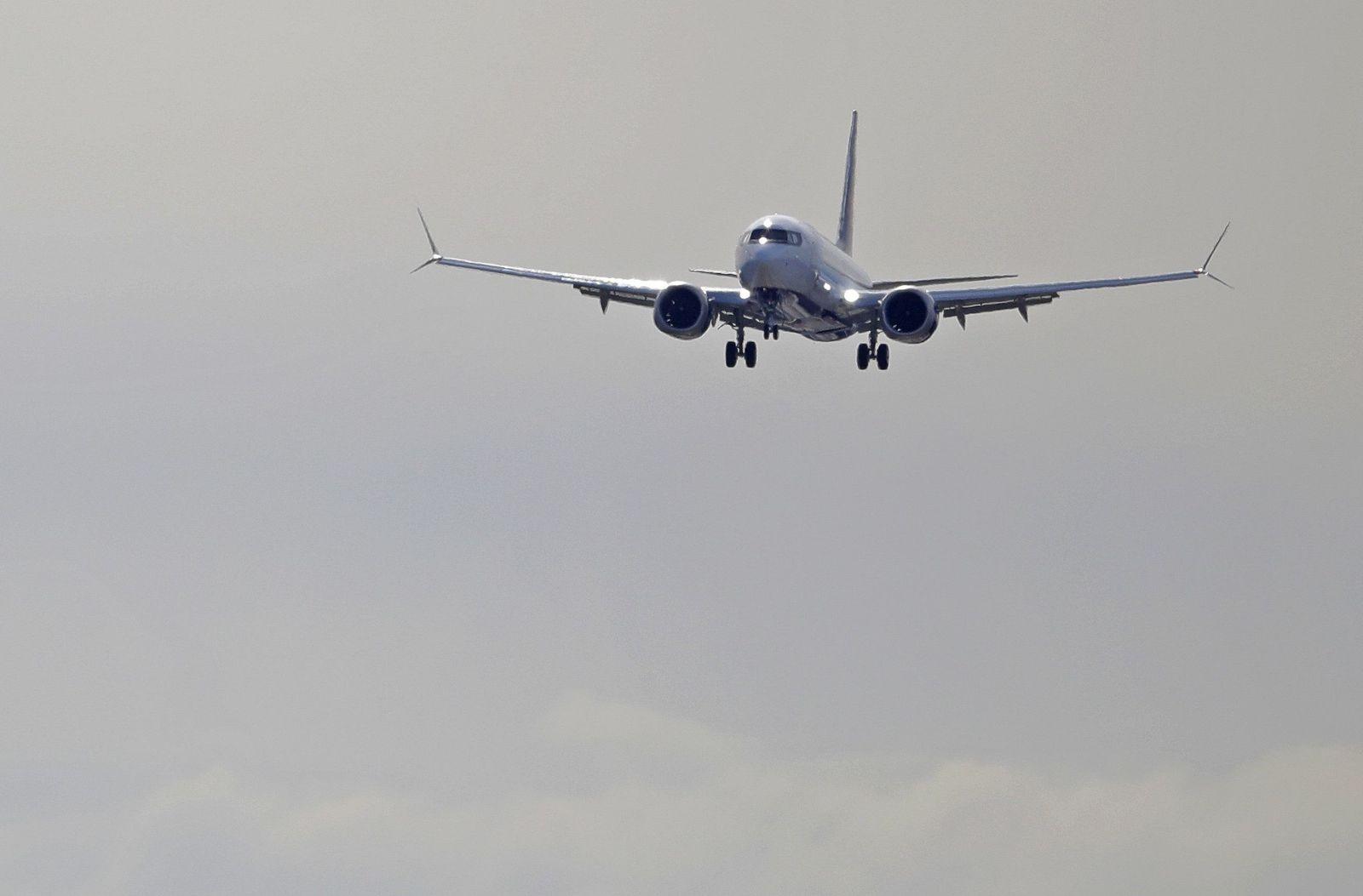 Boeing präsentiert Sicherheits-Updates für 737 Max