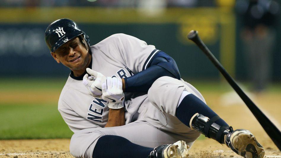 Baseball-Star Rodríguez: Handbruch