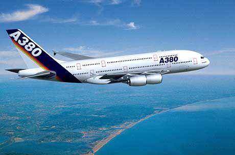 Ob der Airbus A380 in Hamburg gebaut wird, liegt jetzt in der Hand des Oberverwaltungsgerichts