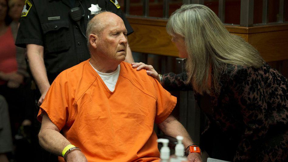 """Er tötete 13 Menschen: Der """"Golden State Killer"""" Joseph James DeAngelo"""