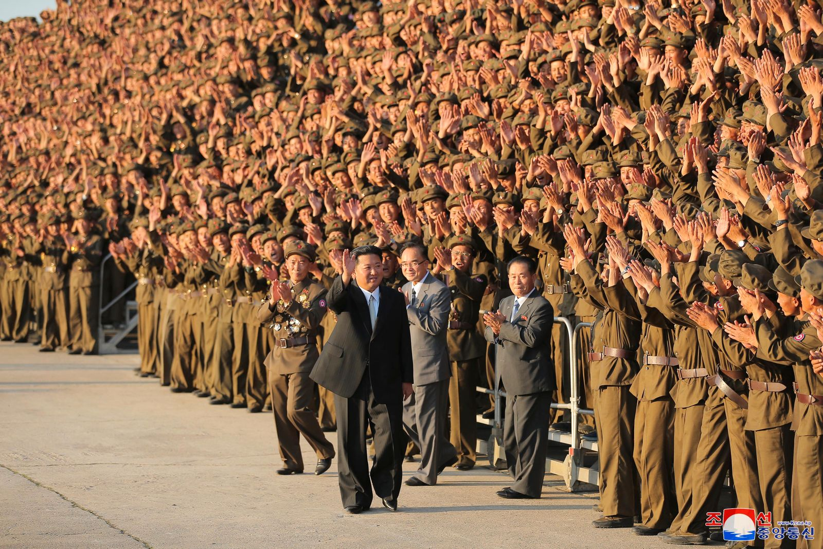 North Korea celebrates 73rd founding anniversary of the country
