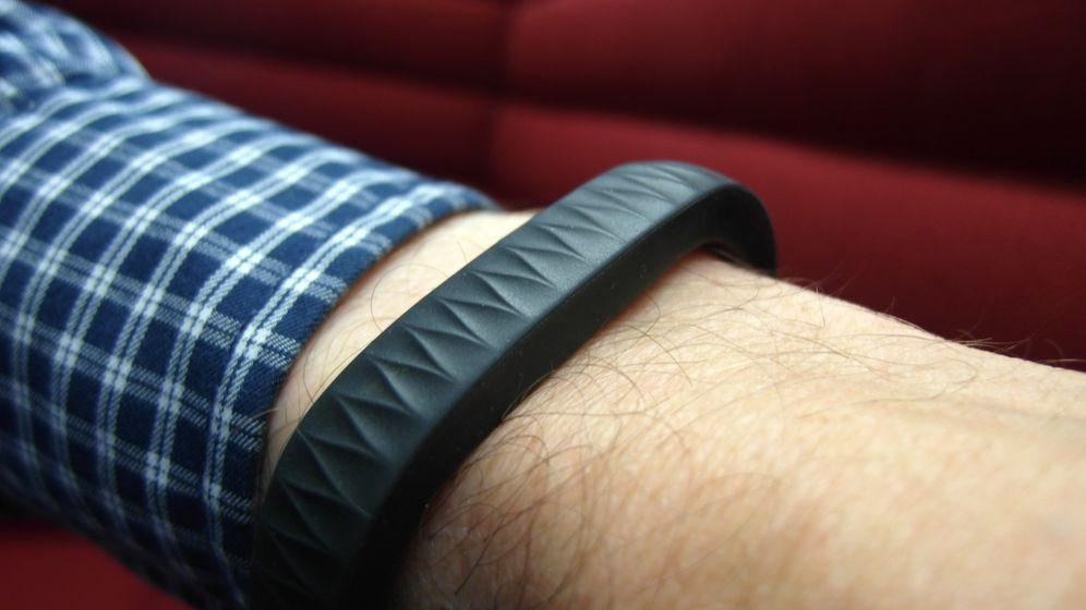 Jawbone Up im Test: Fitness aus dem Armband