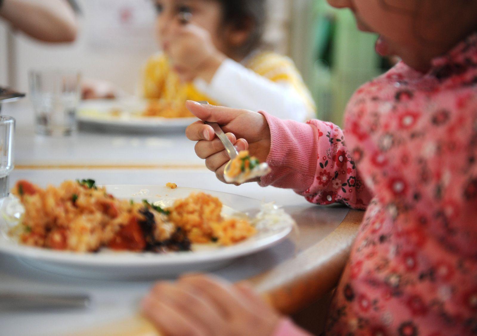 Mittagessen in der Kita