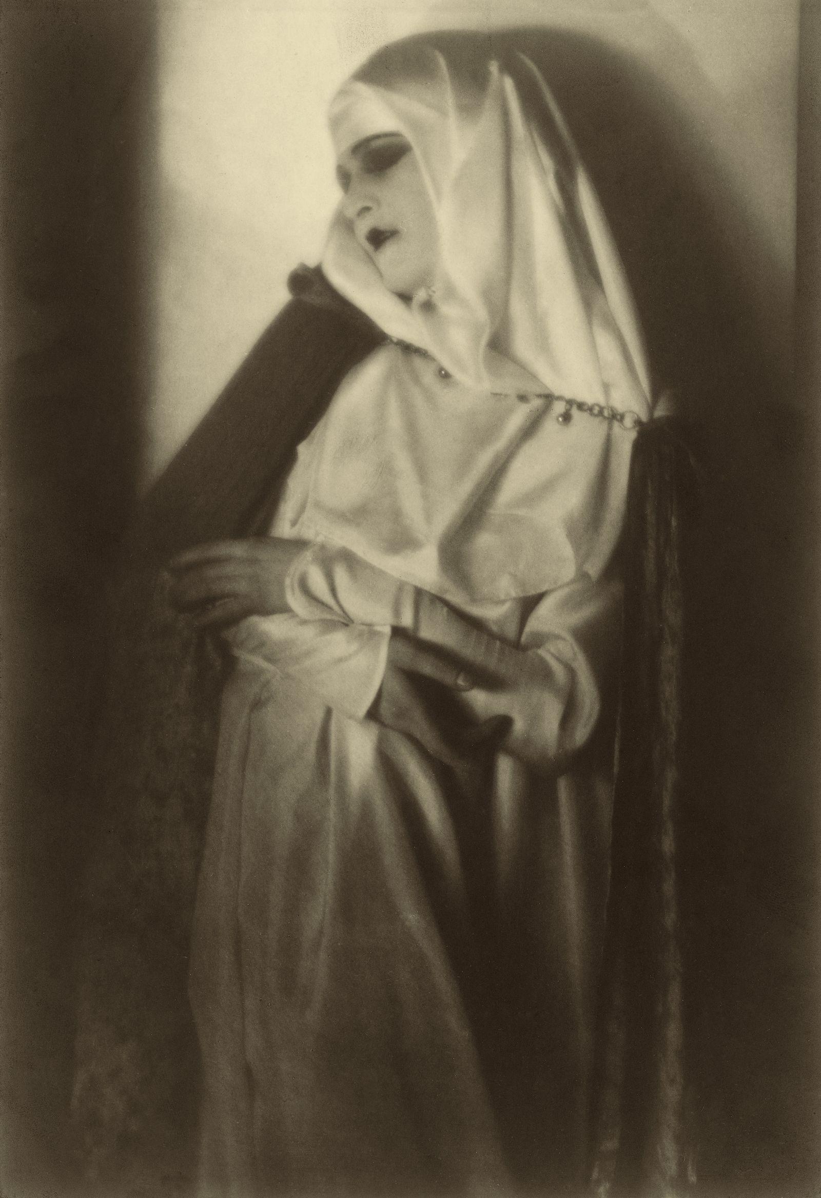 Anita Berber - German Dancer Anita Berber. Photograph. 1922.