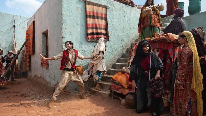 """""""Aladdin"""": Ein Dschinni als Date-Doktor"""