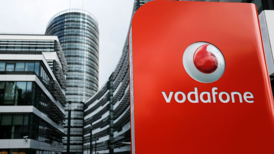 Vodafone-Zentrale in Düsseldorf: Verbindungsdaten bis zu sechs Monate vorrätig