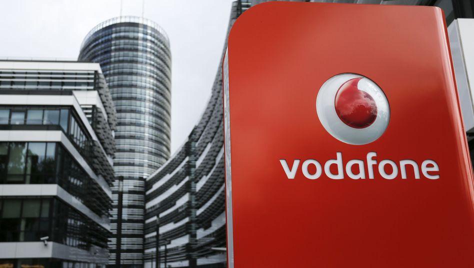 """Vodafone-Zentrale in Düsseldorf: """"Bedauerlicher Vorfall"""""""