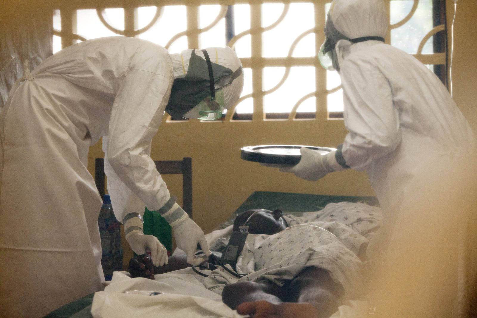 Ebola / US-Arzt / Liberia