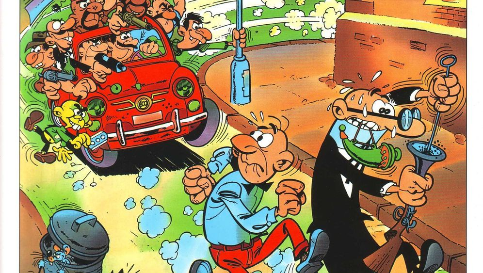 "Comicserie ""Clever & Smart"": Umzingelt von Idioten"
