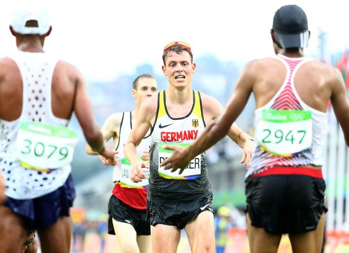 Olympia 2016: Pflieger wäre in Tokio zum zweiten Mal bei Sommerspielen verteten