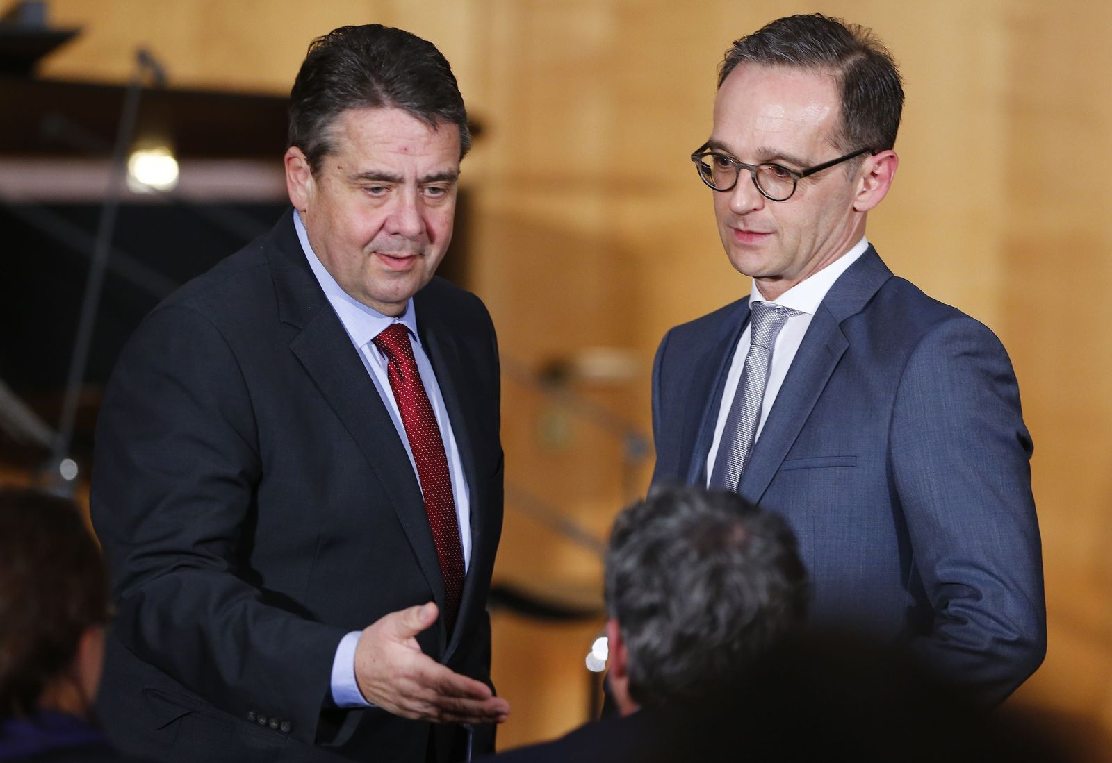 GERMANY-POLITICS/FOREIGN MINISTER