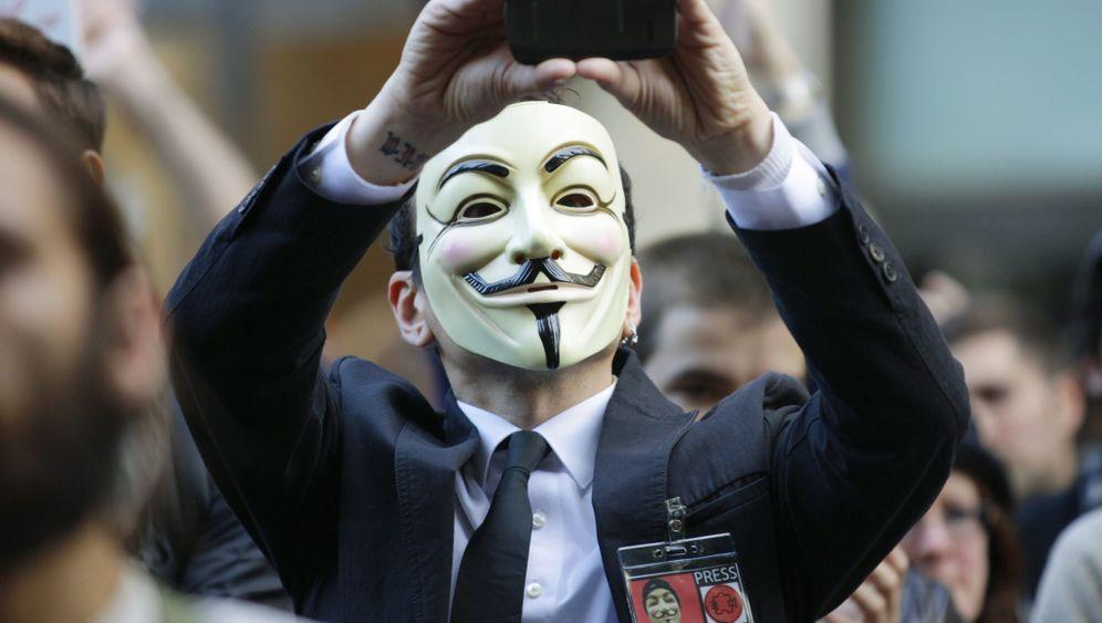 Anonymous: Die Maske des Protests
