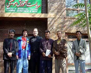 """Musiker Dahlke in Kabul: """"Das war mit mehr Aufwand verbunden, als ich gedacht hatte"""""""