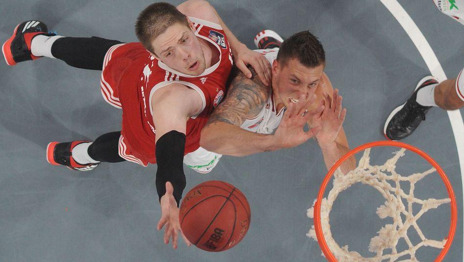 Duell in der BBL (Bayern gegen Brose Baskets): Bisher nur 17 Teams in der Liga