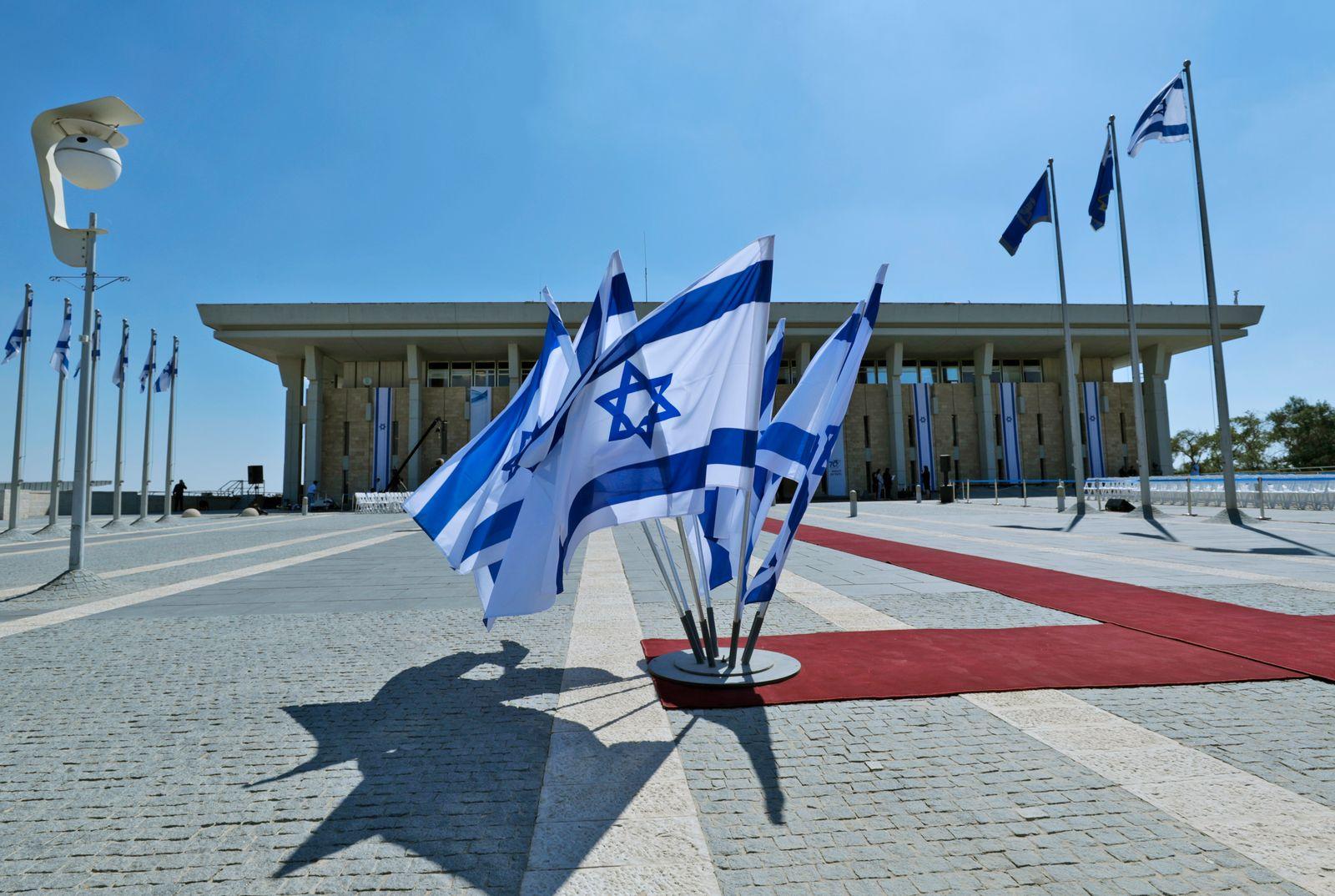 ISRAEL-PARLIAMENT-KNESSET