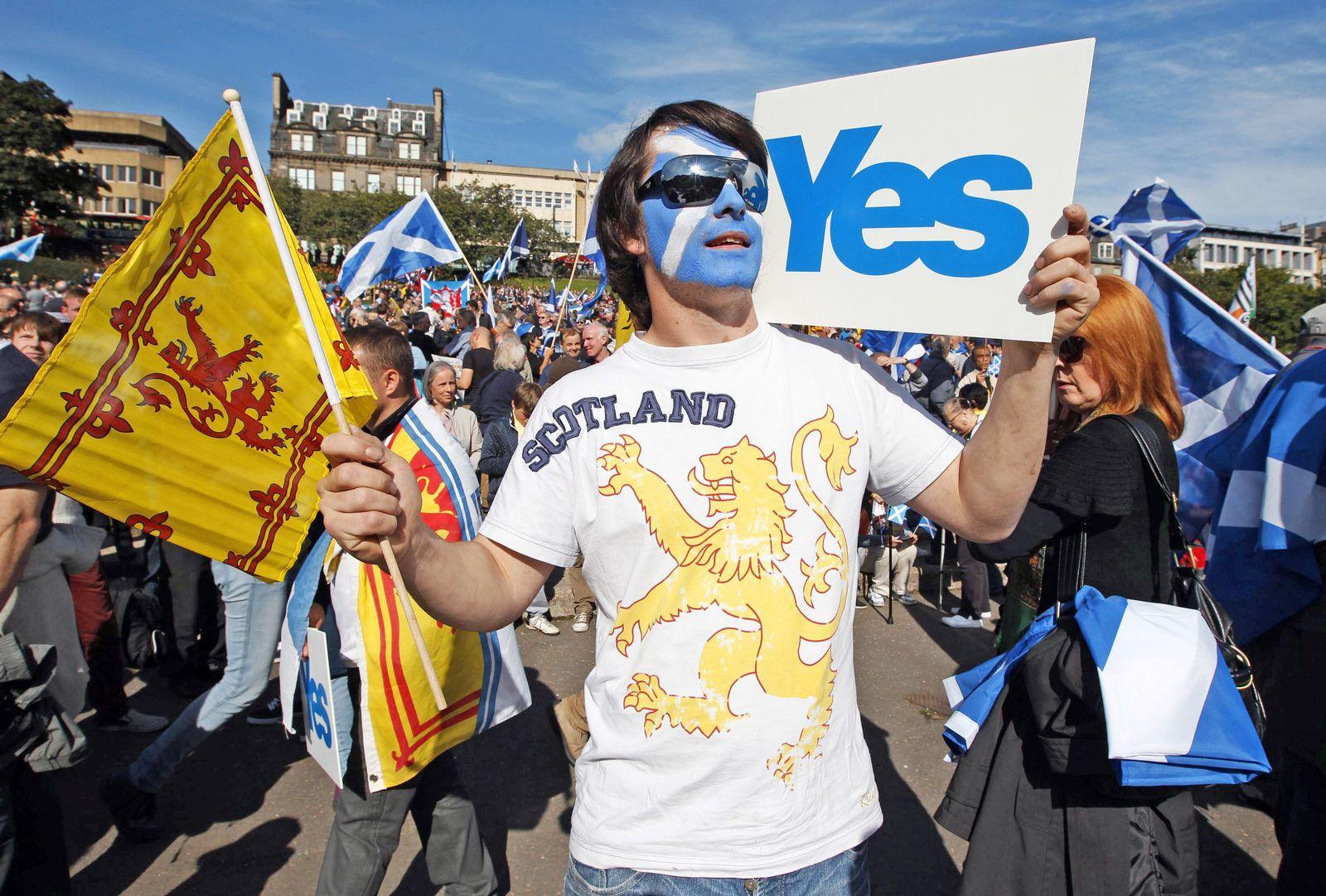 Schottland / Referendum