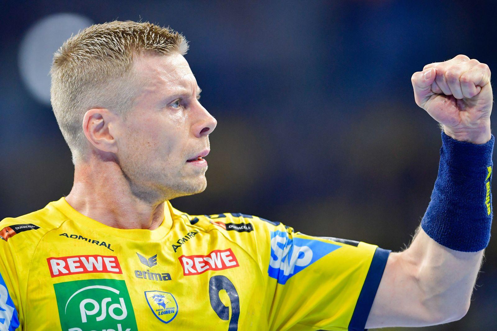 Handballer Gudjon Valur Sigurdsson