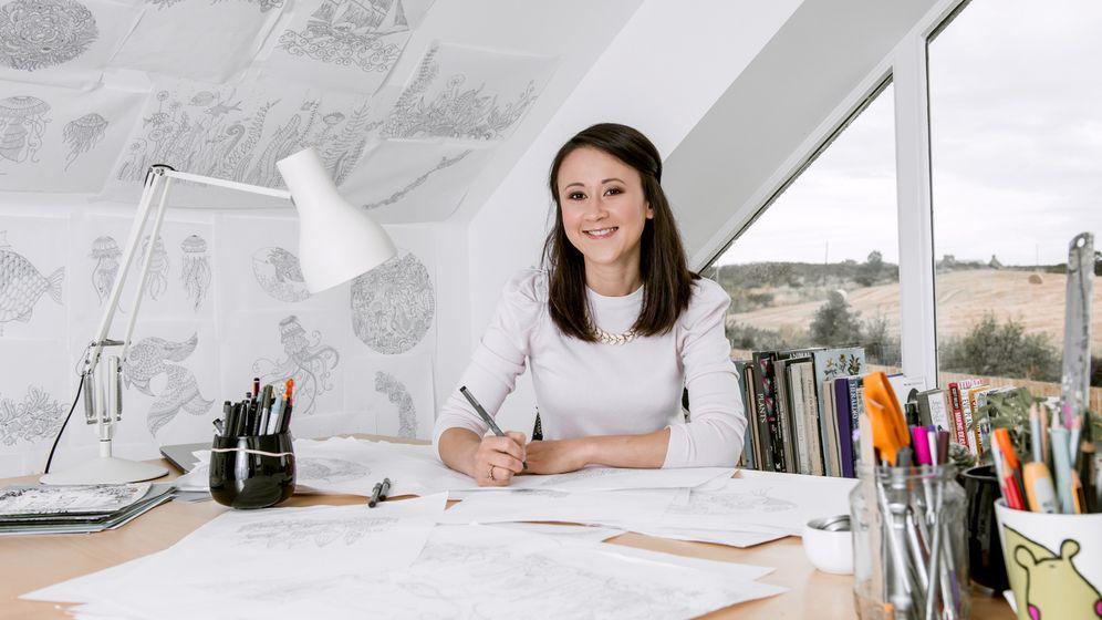 Johanna Basford: Ich mal dir ein Malbuch