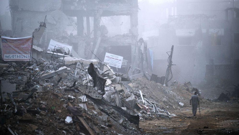 Fotostrecke: Die Zerstörung im Gaza-Streifen