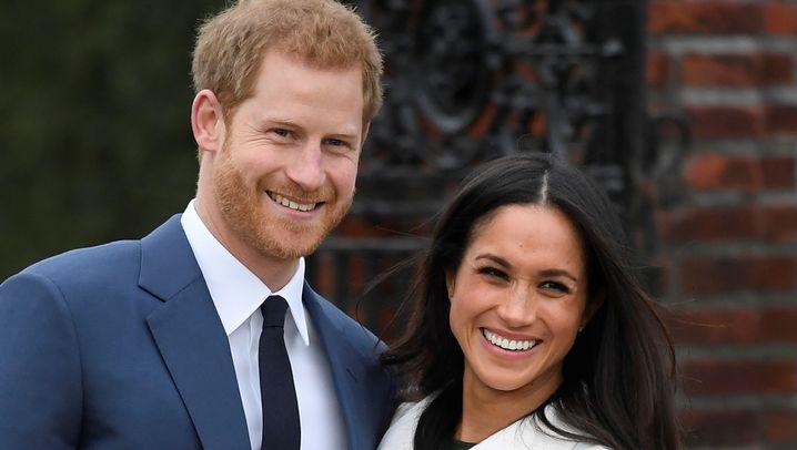 Prinz Harry und Meghan Markle: Weihnachten im Schoß der Royals
