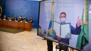 Bolsonaro offenbar erneut positiv getestet