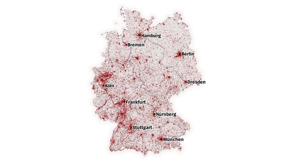 """Von """"Adler"""" bis """"Wirt"""": Deutschland, deine Restaurantnamen"""