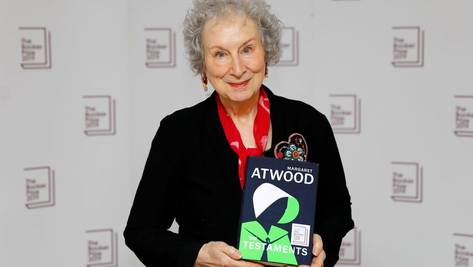 Preisträgerin Margaret Atwood