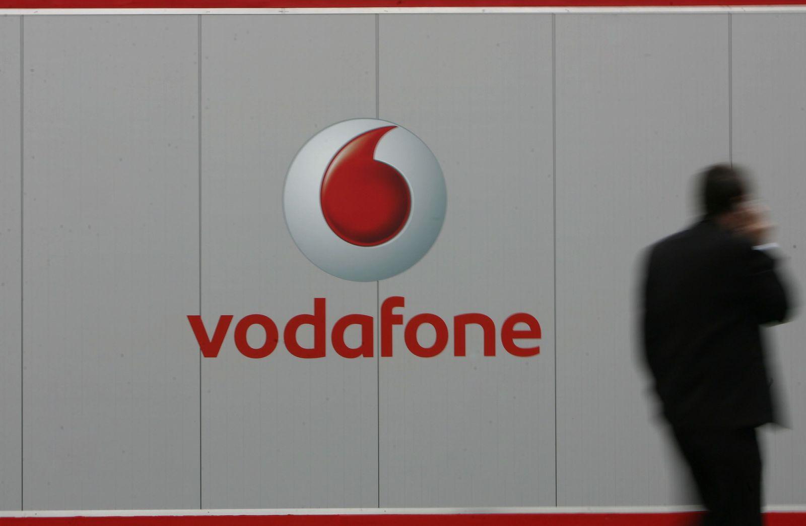 NICHT VERWENDEN Vodafone Logo
