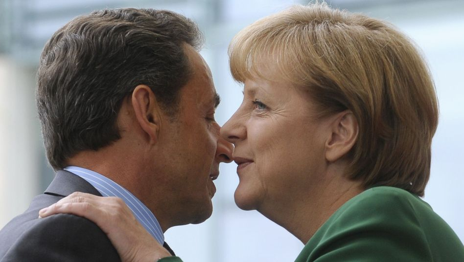 Nicolas Sarkozy and Angela Merkel must find a way forward for the crisis-hit euro zone.