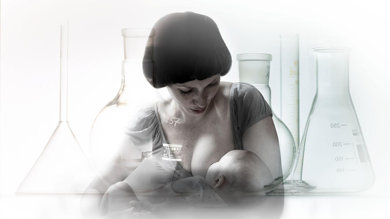 EINMALIGE VERWENDUNG Visual Story Dioxin