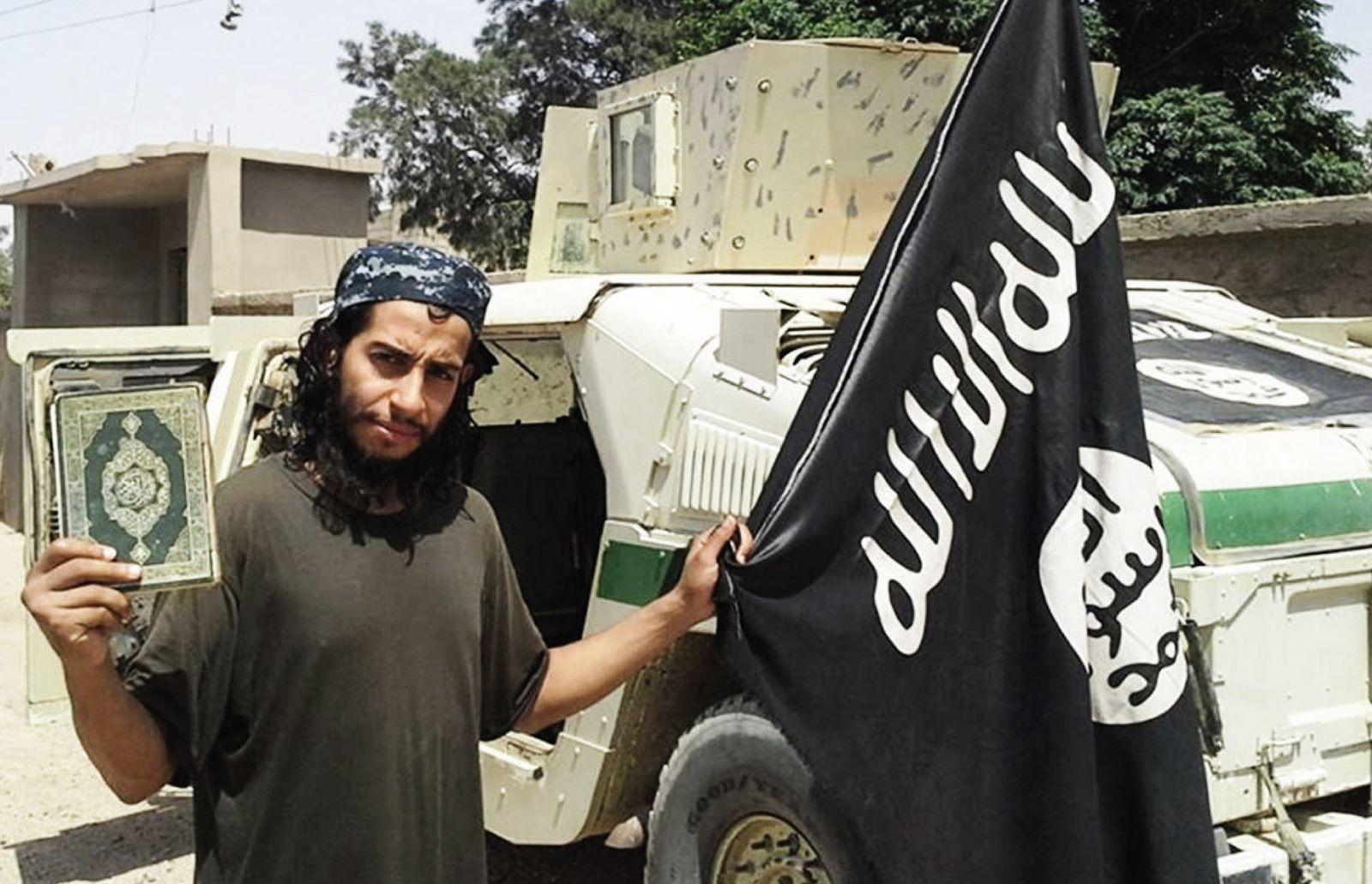 Belgische Terroristen/ Abu Umar Al-Baljiki