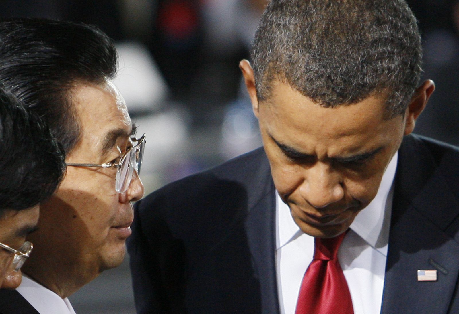 Obama / Hu Jintao