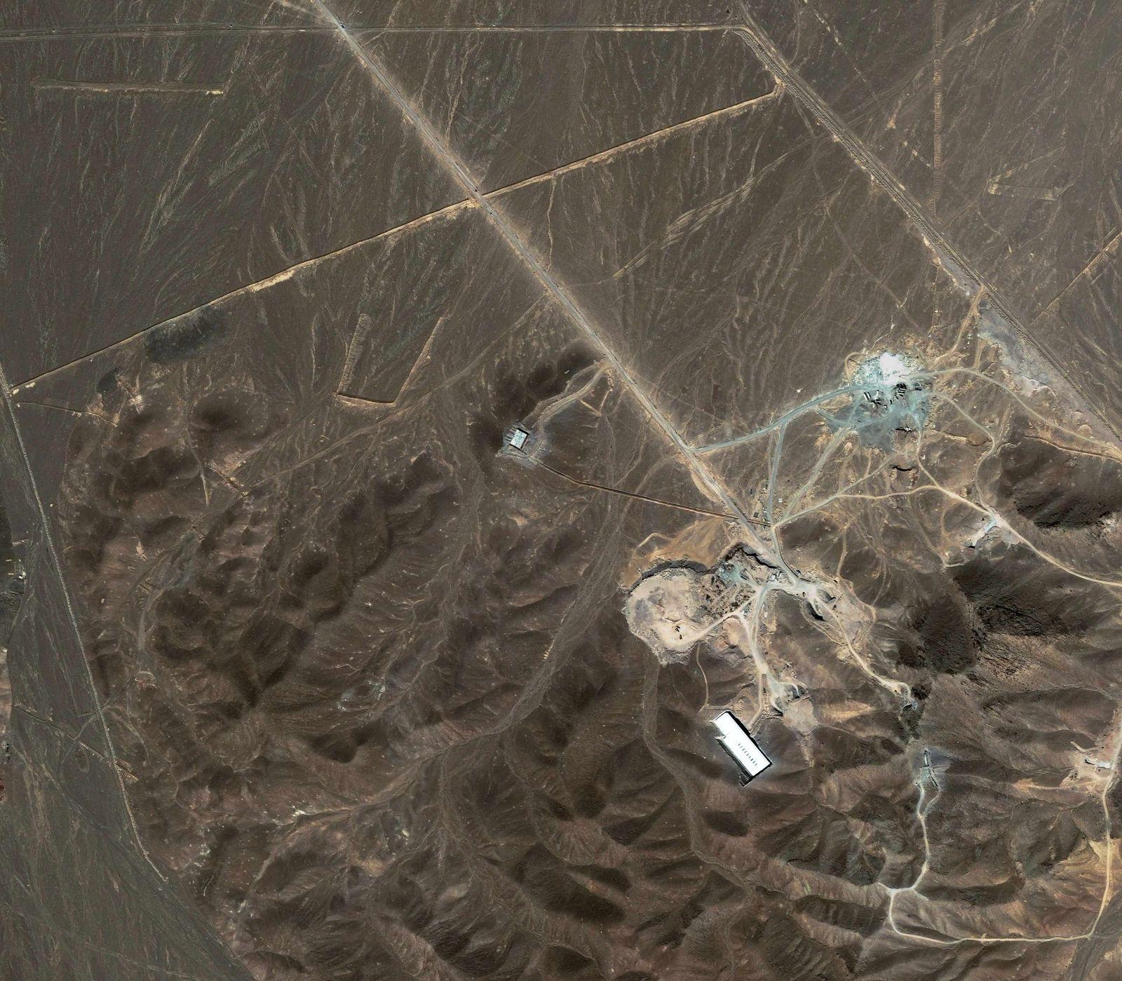 Iran / Uran / Qom