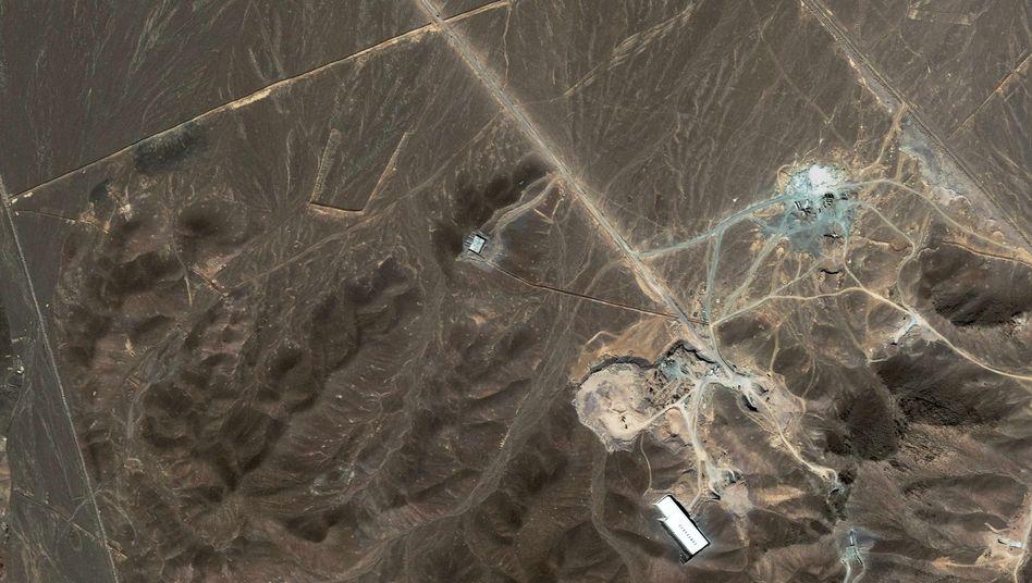 Anlage nahe Ghom: Tausend neue Zentrifugen angeschafft?