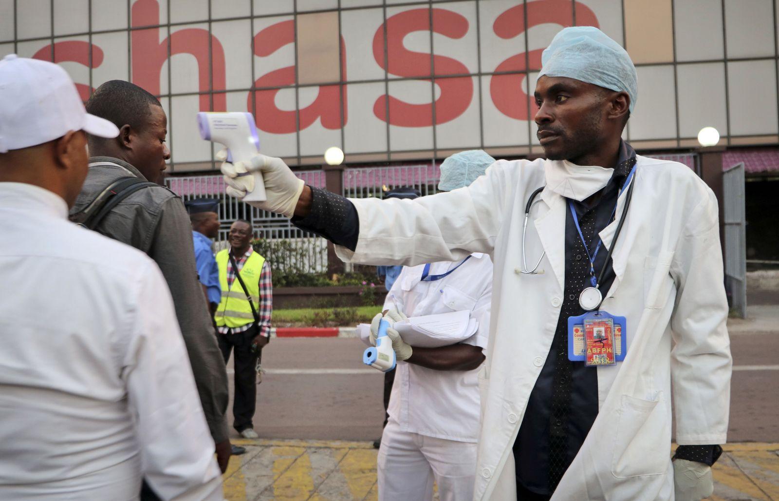 Ebola / Kongo