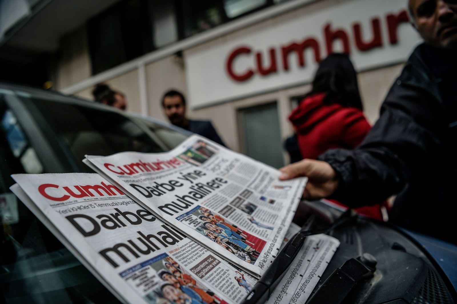 TURKEY-POLITICS-MEDIA-OPPOSITION