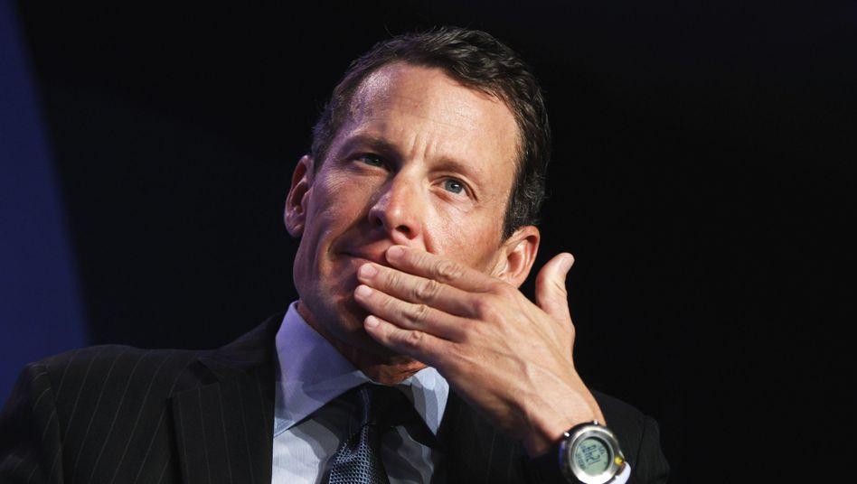 "Livestrong-Gründer Armstrong: ""I'm sorry"""