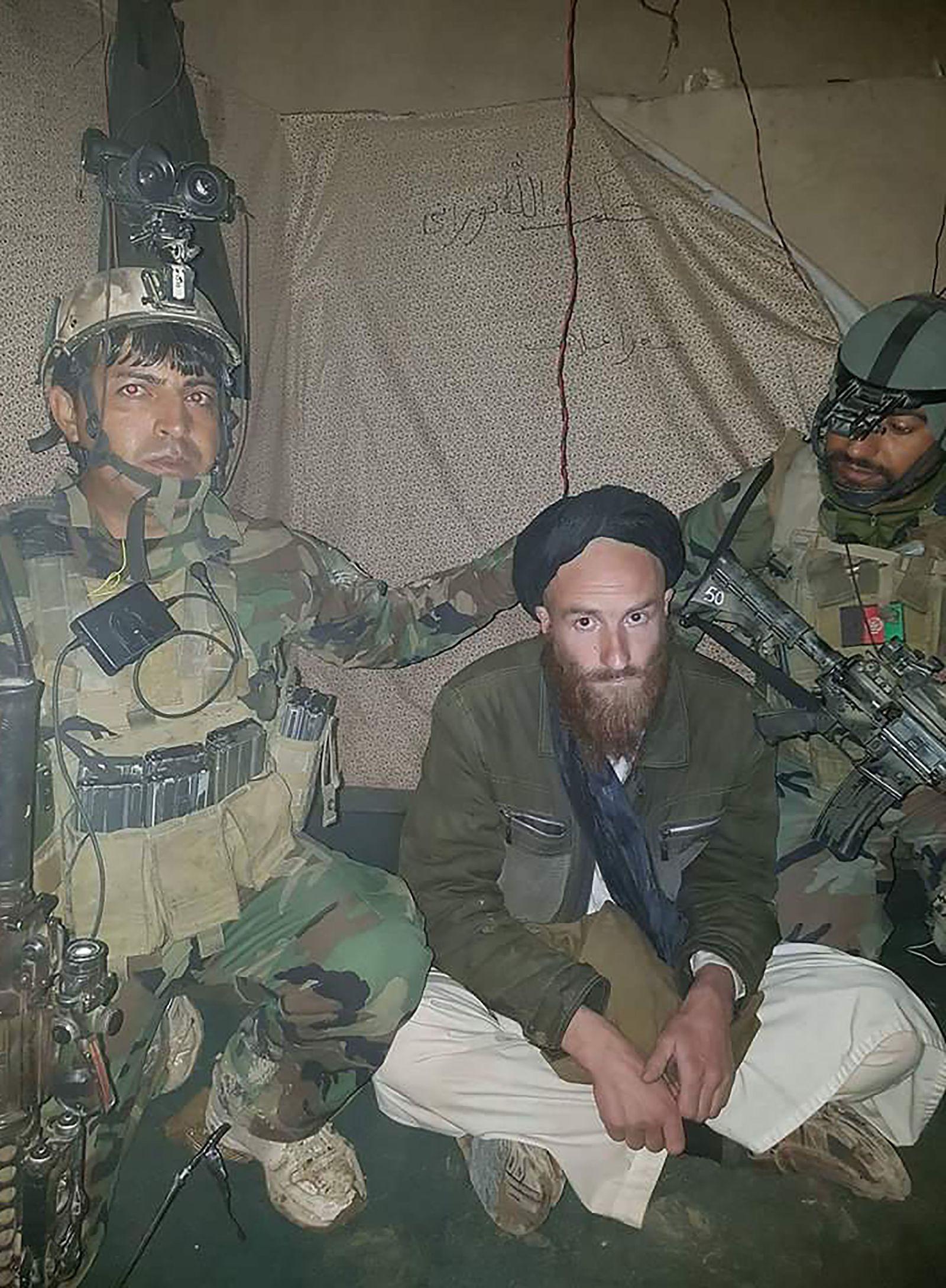 German taliban/ AFGHANISTAN-GERMANY-TALIBAN-CONFLICT
