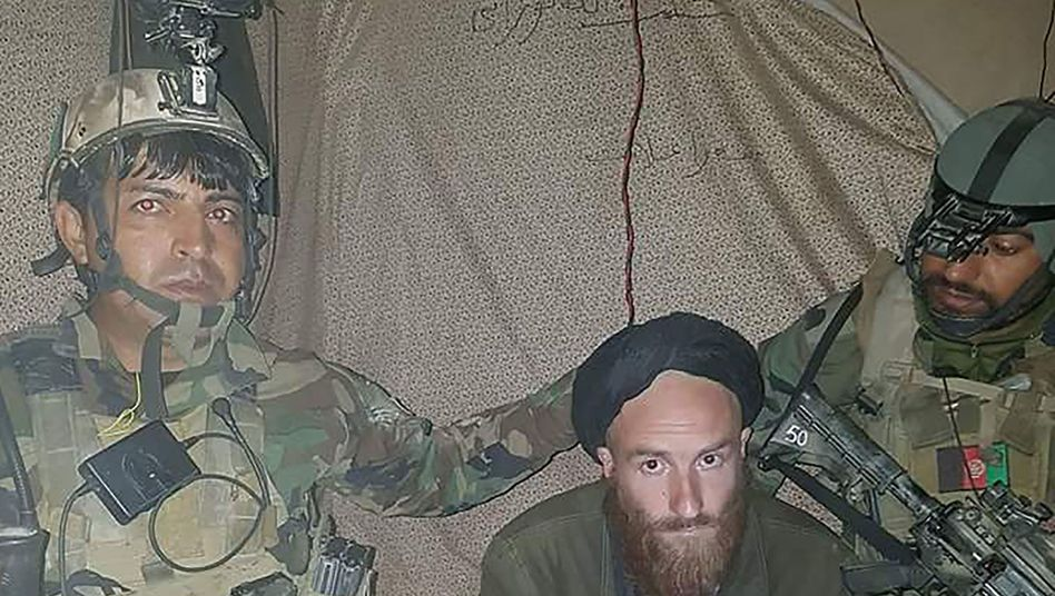 Der mutmaßliche Taliban-Berater