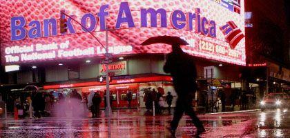Stresstest-Verlierer Bank of America: Clever durchdachte Erwartungskontrolle
